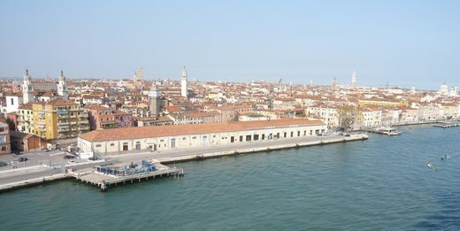 ヴェネツィア出港